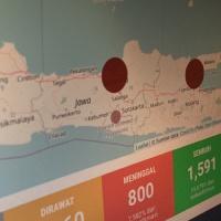 Data Sebaran Kasus Covid-19 di 34 Provinsi